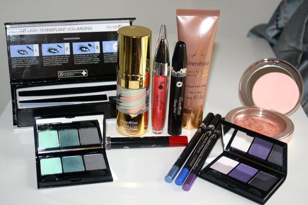 Mirenesse Makeup