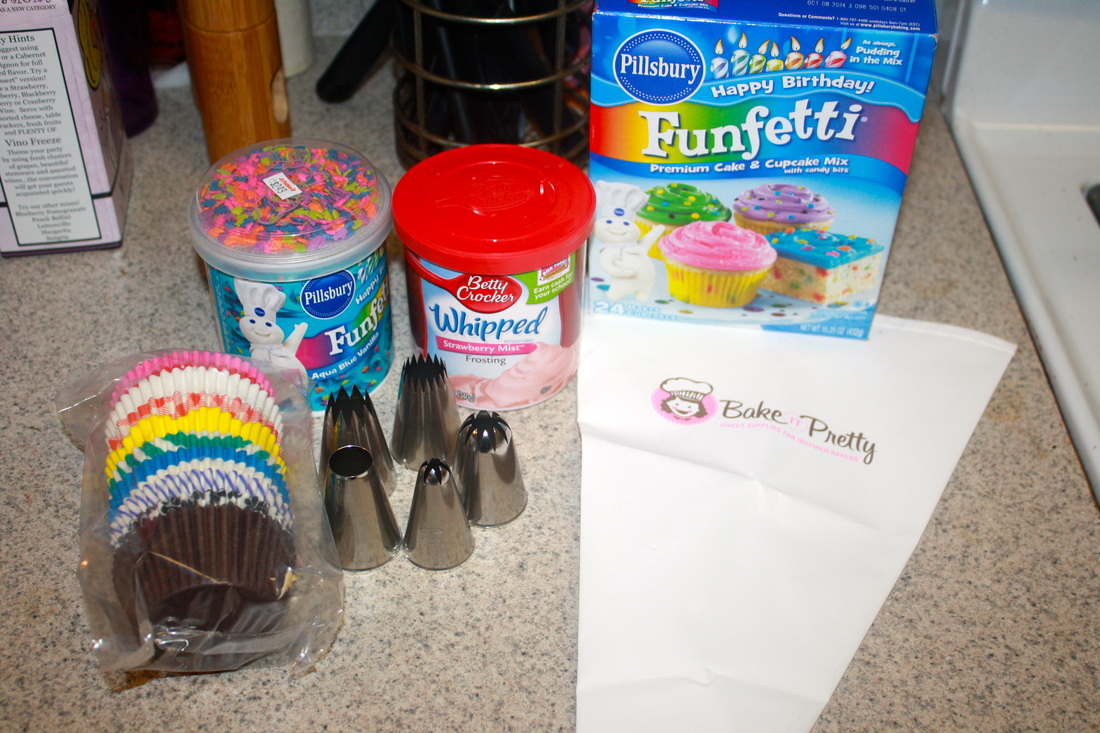 Bake It Pretty Icing Kit